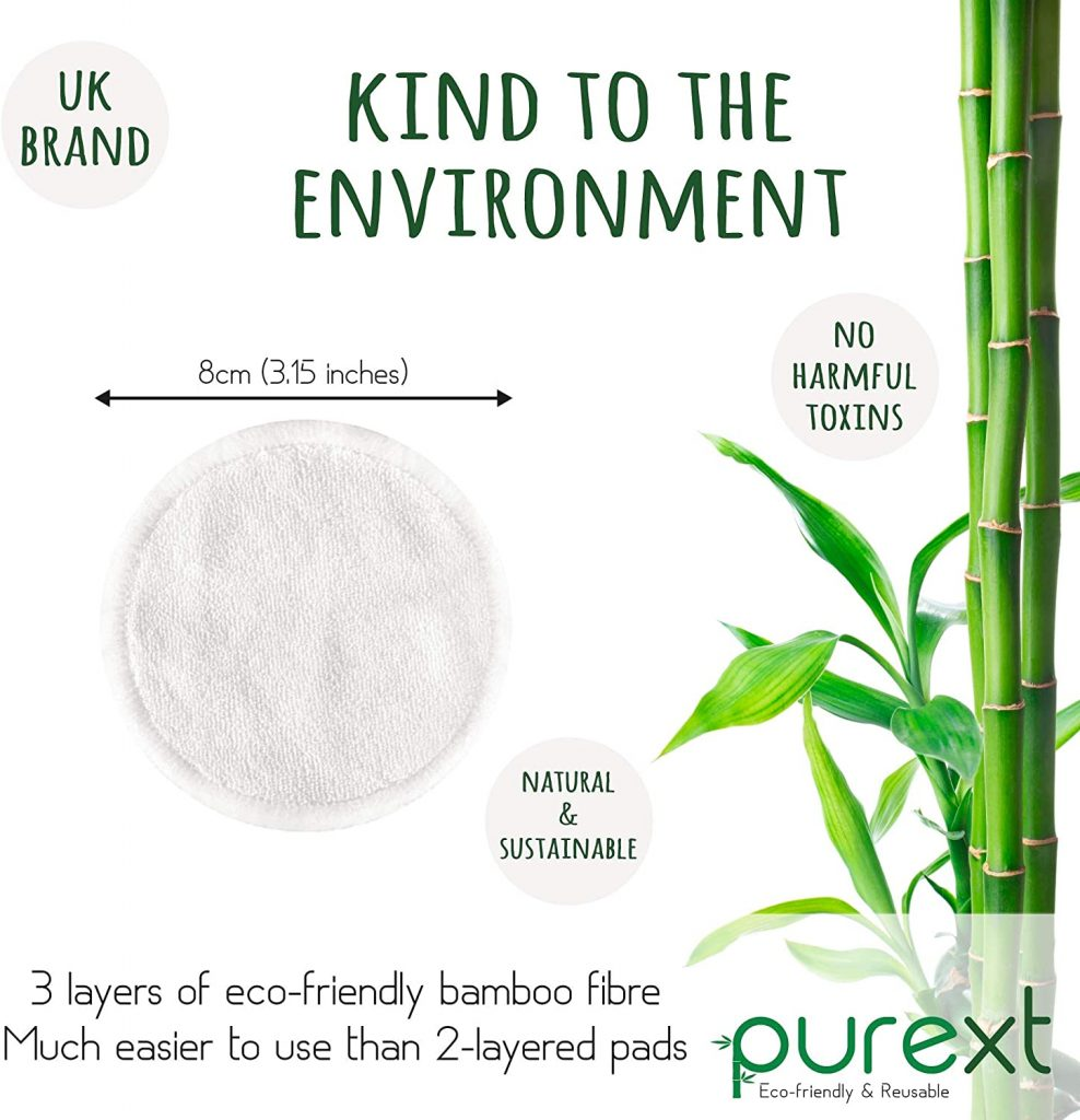 Pure XT Eco Friendly Makeup Remover