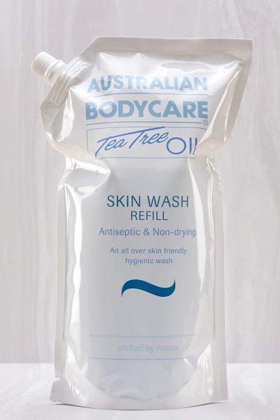 australian eco friendly shower gel reffill