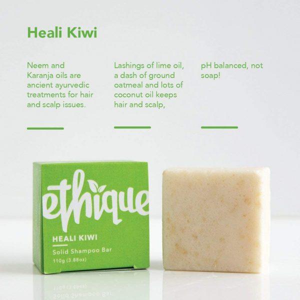 Ethique eco friendly shampoo bar