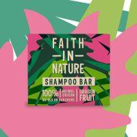 Faith In Nature Eco Friendly Shampoo Bar