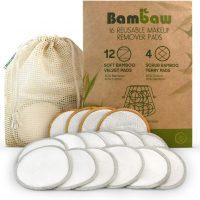 Bambaw makeup remover pads