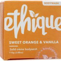 Ethique eco friendly shower gel bar